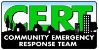 Whittier CERT Logo