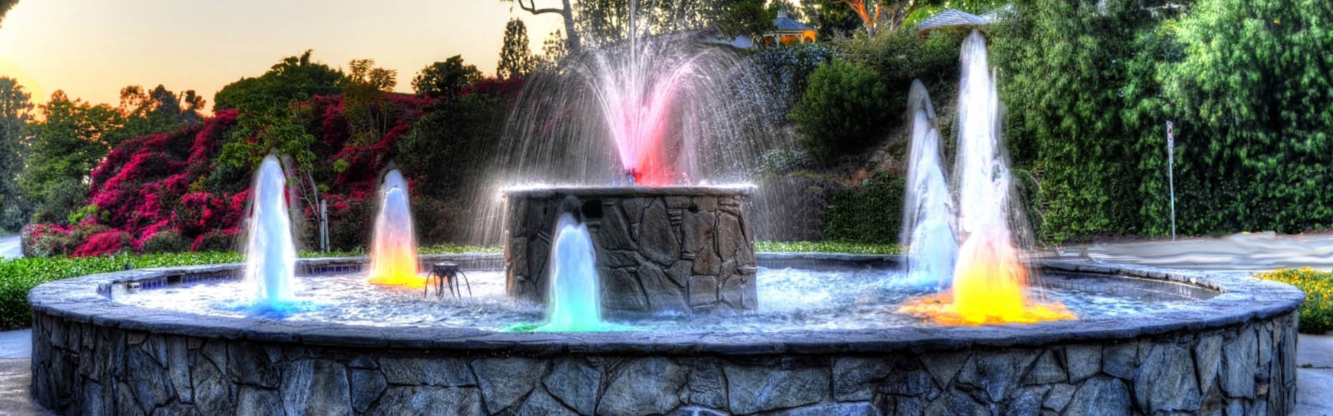 Mar Vista Fountain