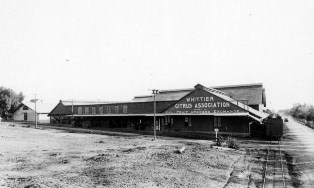 Former Whittier Citrus Association Packing House
