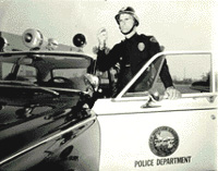 Historical Whittier Police Department