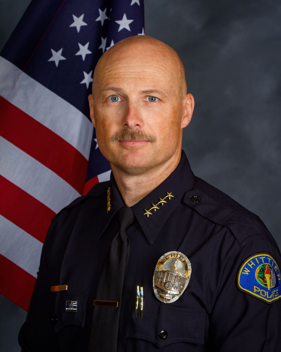 Jeff A. Piper, Chief of Police