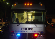 police command center bus