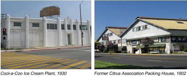 Cool-a-Coo Ice Cream Plant and Former Citrus Association Packing House