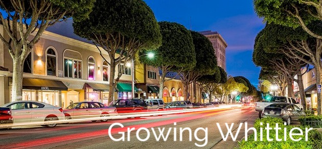 Growing Whittier Photo