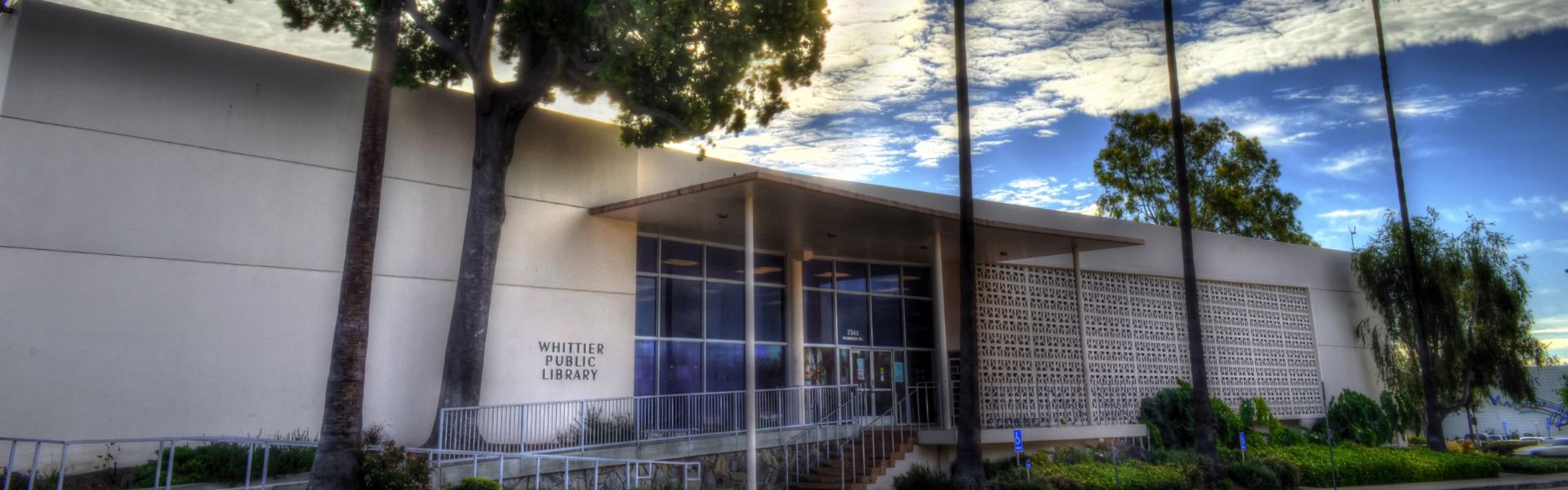 Whittier Central Library
