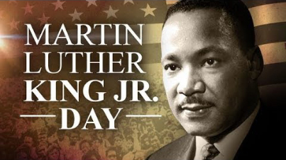 Martin Luther King Jr Day - Spotlight