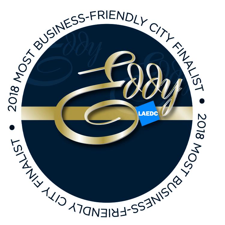 2018 Eddy Finalist Logo